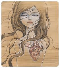 Photo: painting by Audrey Kawasaki-all rights reserved