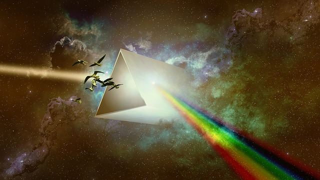 prisma e arcobaleni