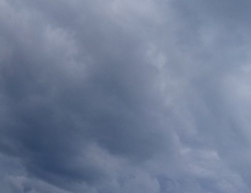 Sta per piovere